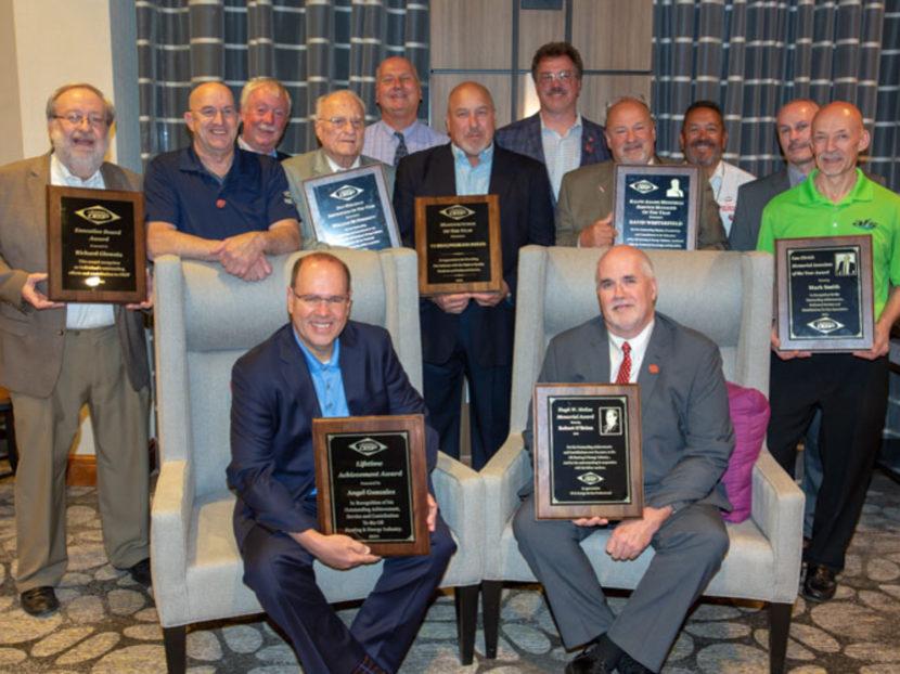 OESP Awards Members for National Leadership