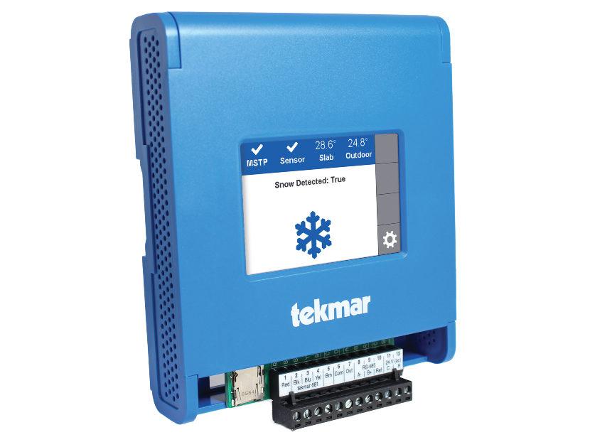 tekmar BACnet Snow/Ice Sensor Interface 681