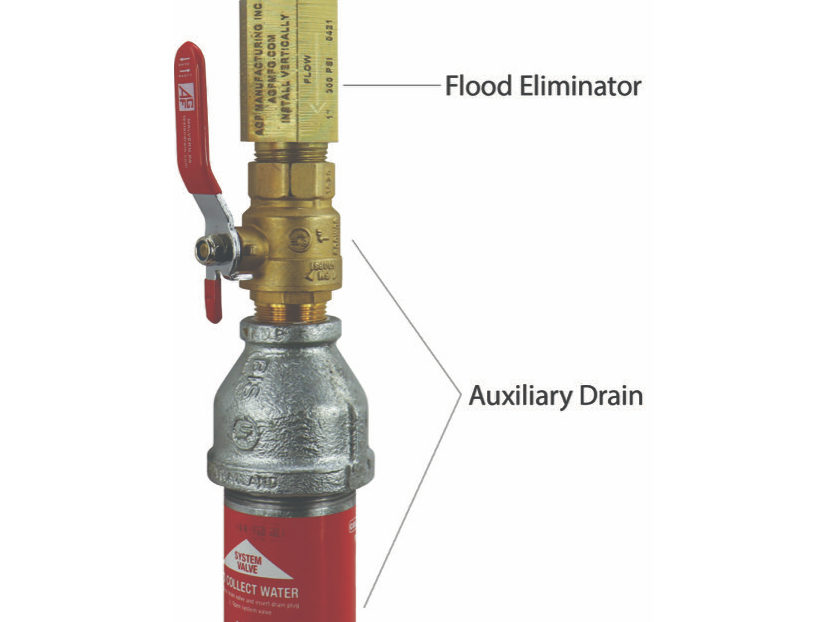 AGF Model 5900 Flood Eliminator 2