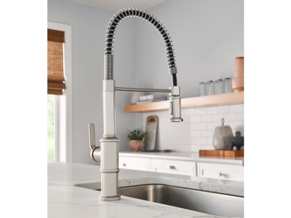 Gerber Plumbing Fixtures Kinzie Kitchen Collection
