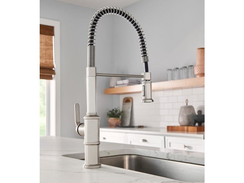Gerber Plumbing Fixtures Kinzie Kitchen Collection