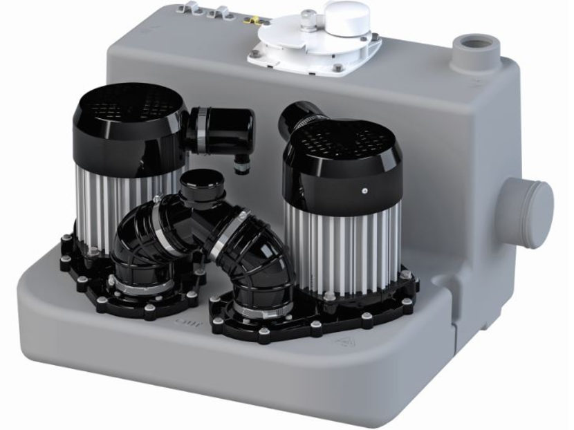 Saniflo Sanicom 2 Duplex Drain Pump 2