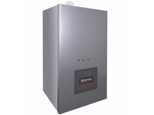 U.S. Boiler Co. Alta Gas-Adaptive Combi Boiler