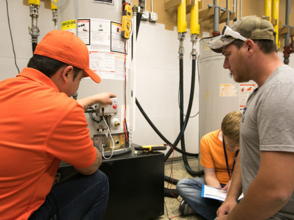 Bradford White and Plumbers Without Borders Champion Skilled Trades Careers 2