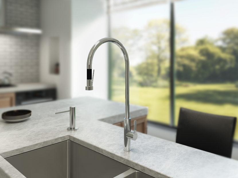 Franz Viegener Kitchen Faucet Collection
