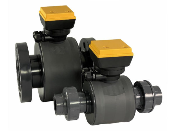 GF Piping Systems Redesigned FlowtraMag