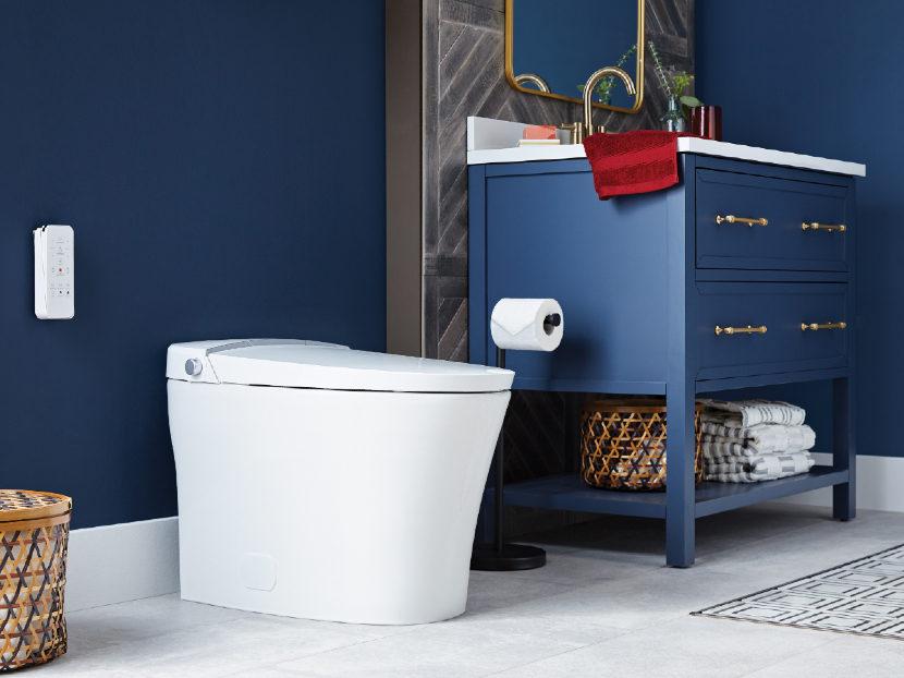 Mansfield Nyren Bidet Toilet