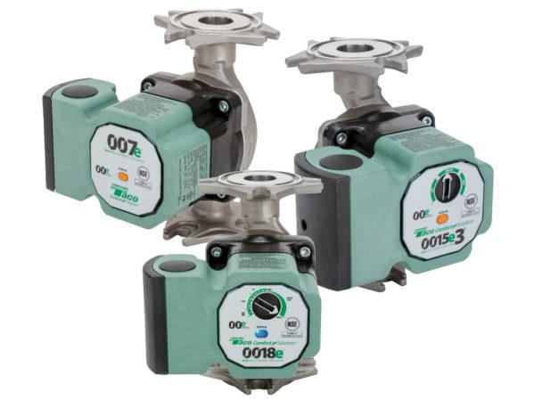 Taco Comfort Solutions 00e Series Circulators