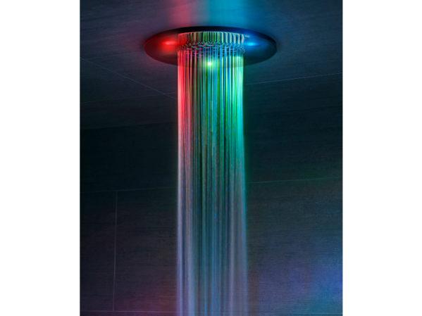 ThermaSol Redesigned Serenity Light Sound Rainhead