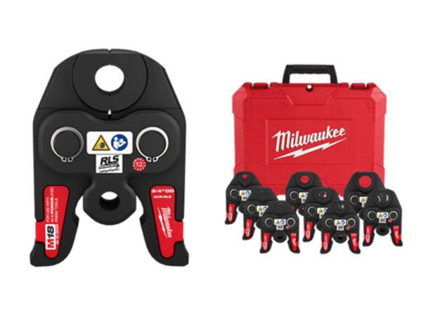 Milwaukee Tool RLS-Compatible Press Jaws