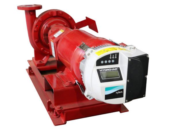 Bell & Gossett e-1510 Pump with HYDROVAR