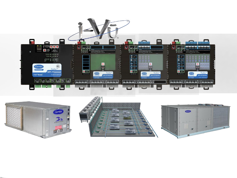Carrier TruVu Multi-Purpose Control Platform
