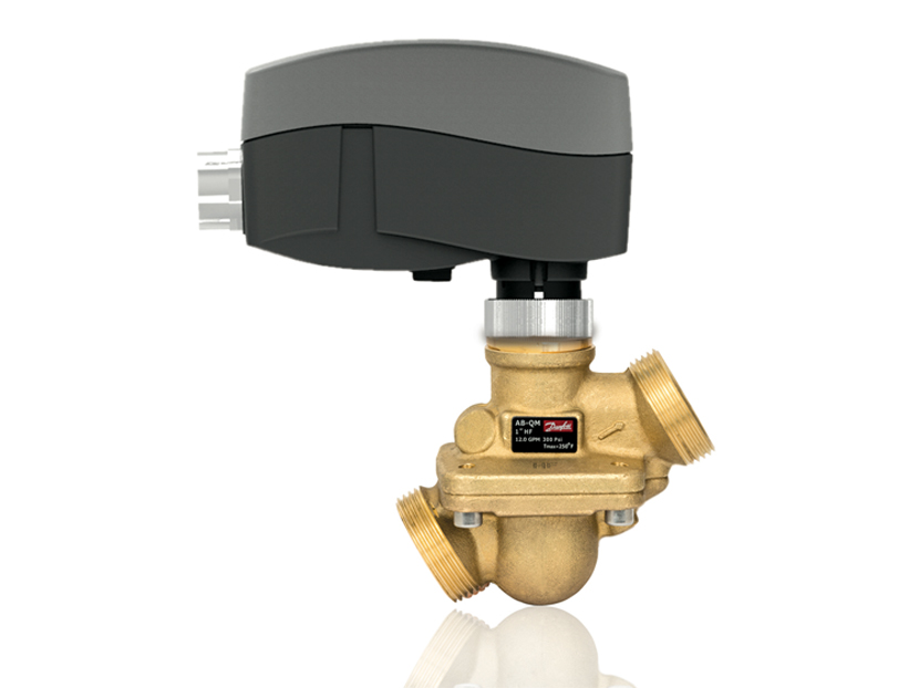 Danfoss AB-QM Pressure Independent Balancing and Control Valve