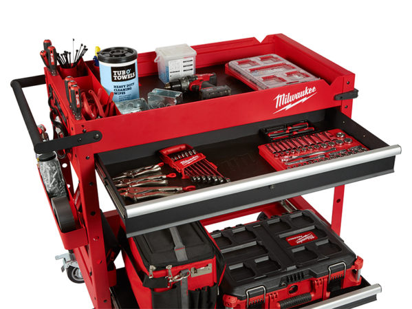 Milwaukee Tool 40-inchSteel Work Cart