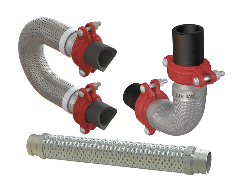 Anvil International FlexHead Flexible Pipe (FFP) Products