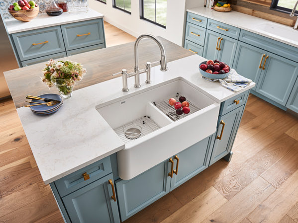 BLANCO SILGRANIT Kitchen Sink Material