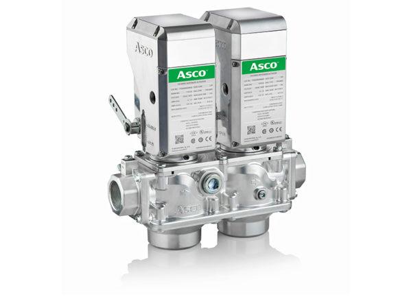 Emerson ASCO Series 158 Gas Valve and Series 159 Motorized Actuator