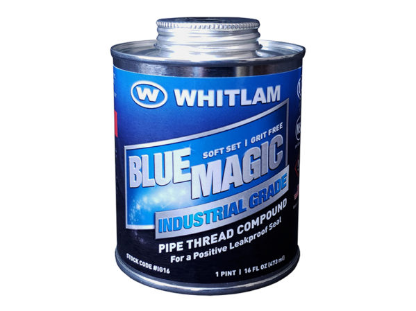 J.C. Whitlam Manufacturing Co. BLUE MAGIC Thread Sealant