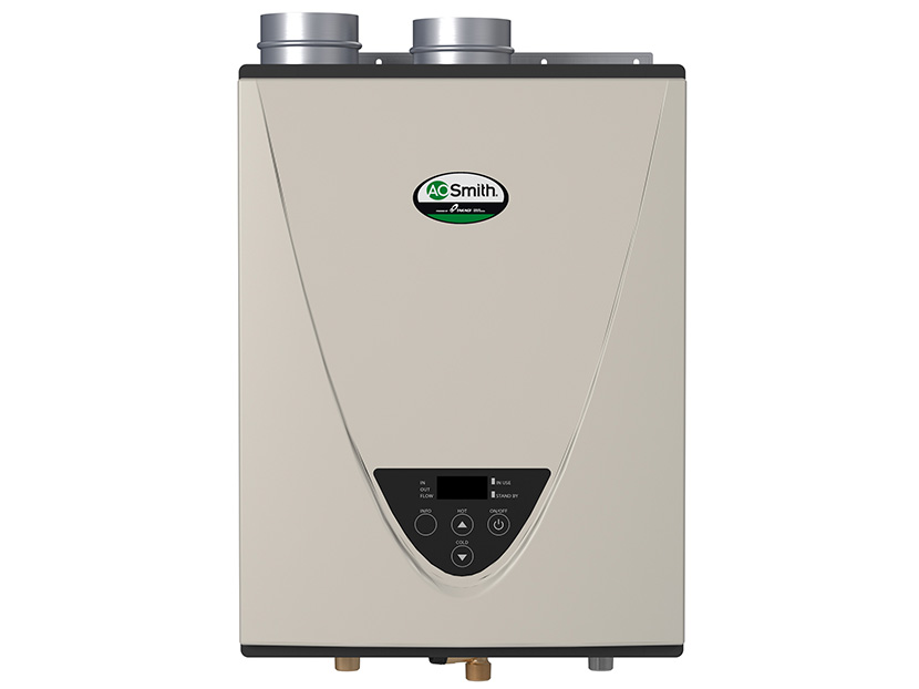 Ao Smith 540 Tankless Water Heater Series 2017 08 22