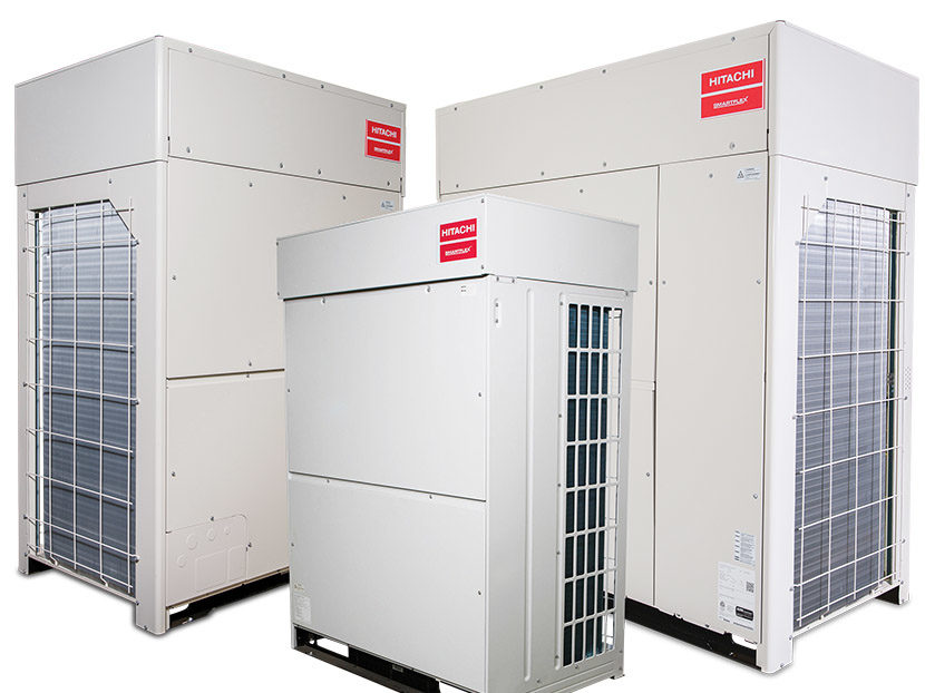 Product-Johnson-Controls-Hitachi-SmartFlex-VRF-GenIIHitachi-SmartFlex-VRF-GenII