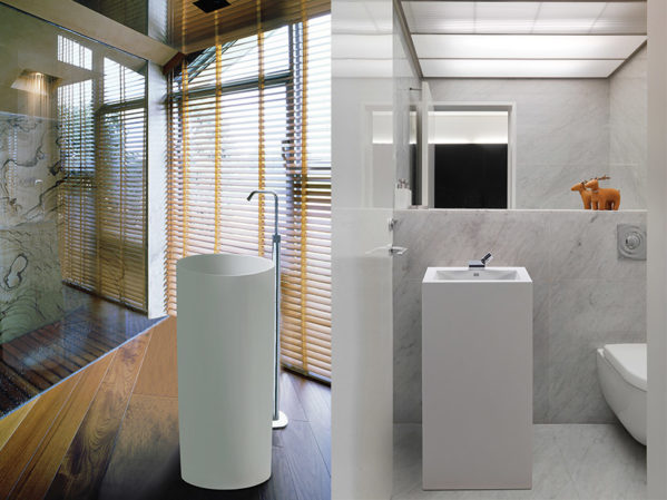 Products-MTI Baths-Halo-and-Petra-sinks