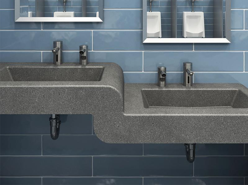 Sloan-SloanStone-Sink-Systems-Waterfall