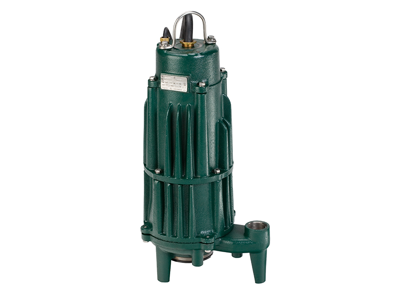 Zoeller Engineered Products' 7011 Reversing Grinder Pump
