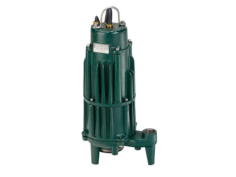 Zoeller Engineered Products' 7011 Reversing Grinder Pump