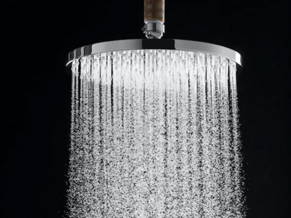 hansgrohe-PowderRain-Spray-Technology