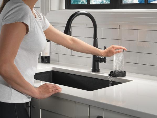 Delta Glass Rinser