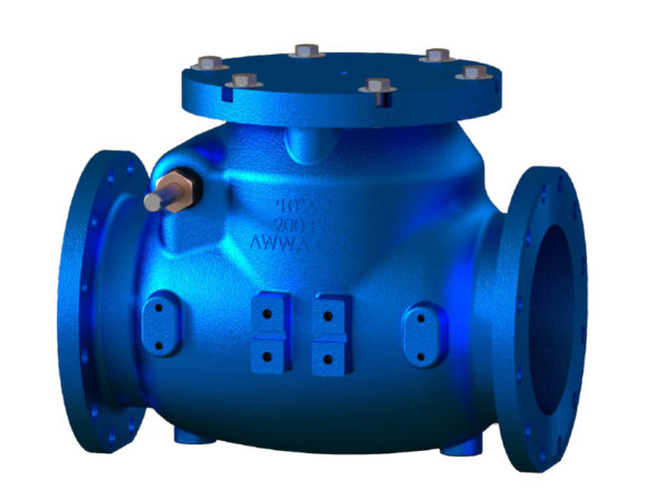 Flomatic AIS Compliant Model 92 Swing Check Valves