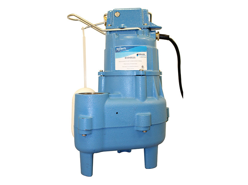 Goulds Water Technology GSD Submersible Sewage Pump