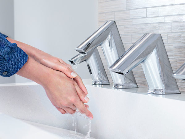 Sloan BASYS Guided Handwashing Faucet