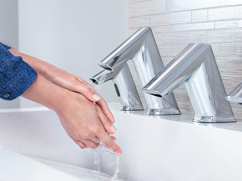 Sloan BASYS Guided Handwashing Faucet