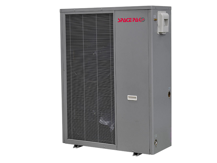SpacePak Solstice Inverter Series Air-to-Water Heat Pumps