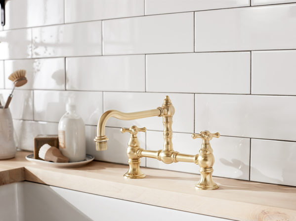 Speakman Proper High-Rise Kitchen Faucet