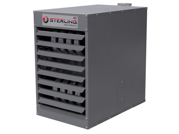 Sterling XF/XC Convertible Venting Tubular Unit Heaters