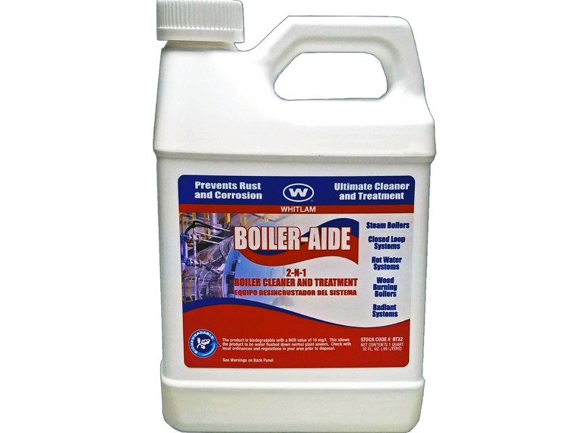 JC Whitlam BOILER-AIDE 2-N-1 All Purpose Boiler Cleaner and ...