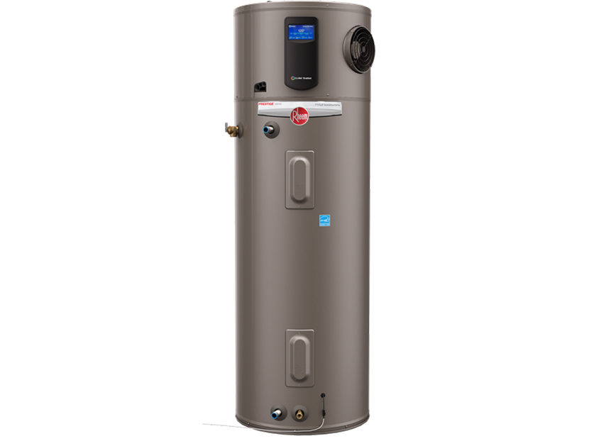 Rheem-Prestige-Series-Hybrid-Electric-Water-Heater-Line