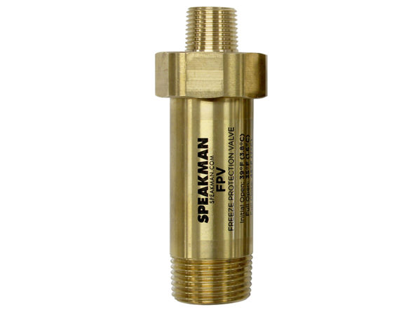 Speakman-Freeze-Protection-Valves