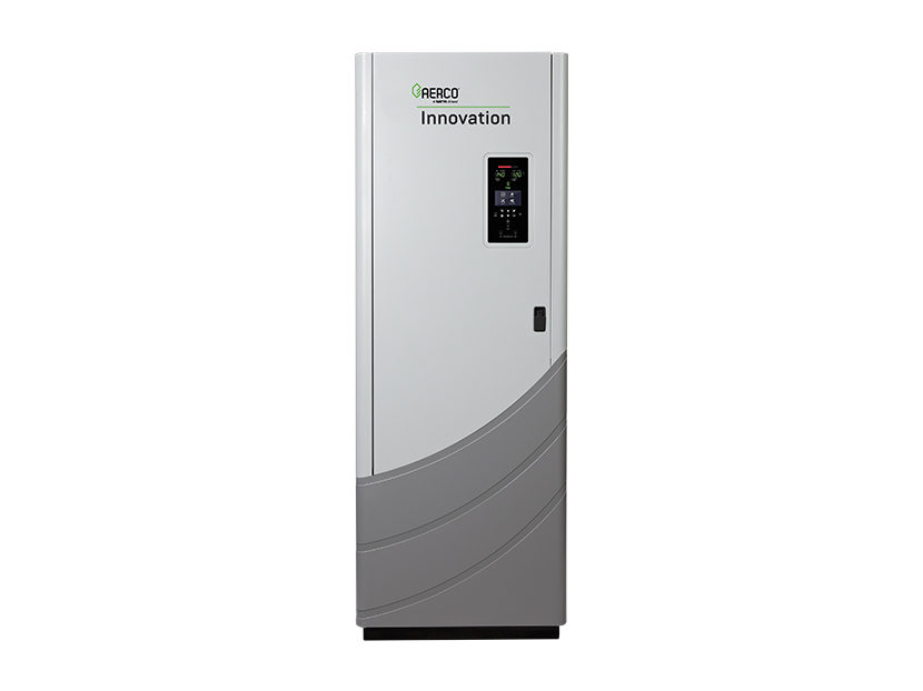 AERCO Benchmark Platinum Boilers and Innovation Commercial Tankless Water Heaters with Edge Controller 2