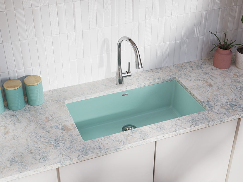 "Elkay Quartz Luxe 10"" Farmhouse Sink with Workstation"