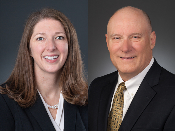 Winsupply Promotes Eddie Gibbs, Amy Souders to Lead Vendor Relations