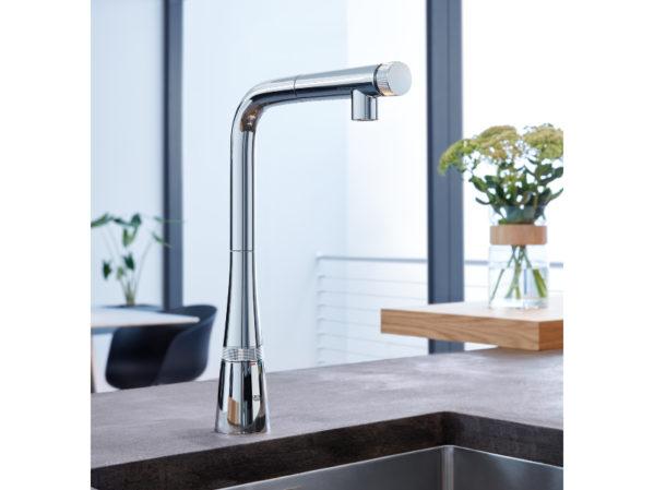 GROHE Ladylux L2 SmartControl Kitchen Faucet 2