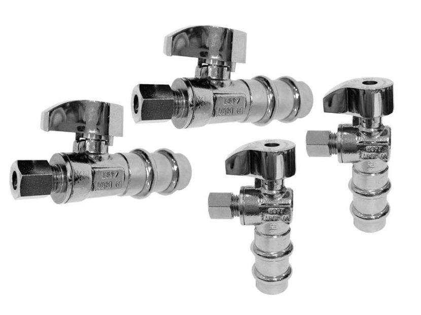 MATCO-NORCA Quarter Turn Straight and Angle Supply Stop Valves 2