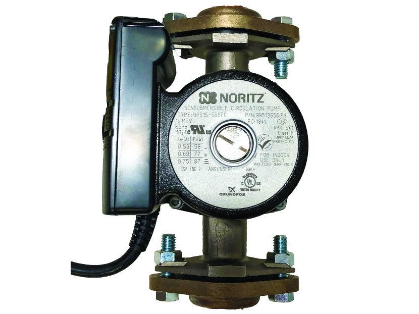 Noritz America RPK-EXT External Pump Kit 2 (1)