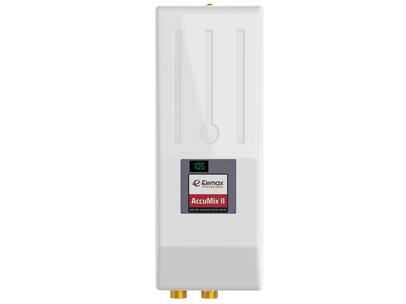Eemax-Accumix-II-Tankless-Water-Heater-Line