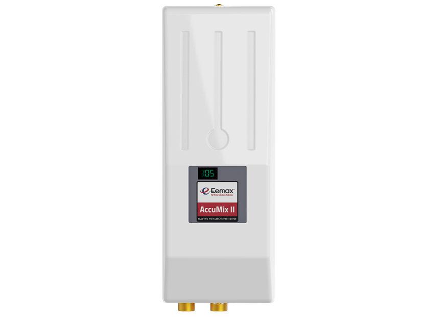 Eemax-Accumix-II-Tankless-Water-Heater-Line