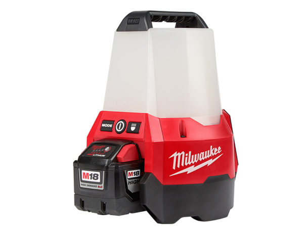 Milwaukee-M18-RADIUS-Compact-Site-Light-with-Flood-Mode
