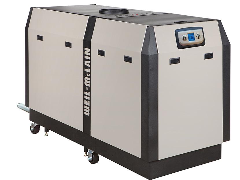 Weil-McLain SlimFit 1000-2000 Series 2 High Efficiency Boiler Line ...